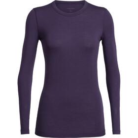 Icebreaker Sprite LS Crewe Shirt Women lotus